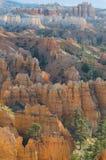 O cayon de Bryce incandesce na luz do amanhecer Imagens de Stock Royalty Free