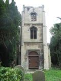 O cemitério de St Mary, banho Reino Unido Fotografia de Stock
