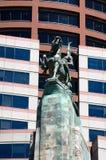 Arquitectura da cidade de Wellington Imagens de Stock Royalty Free