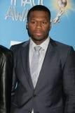 """O centavo"""" Jackson de Curtis """"50 na 42nd imagem de NAACP concede o anúncio das nominações, centro para meios, Beverly Hills de Pal Foto de Stock"""