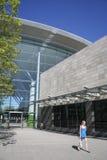 O centro comercial milton Keynes do mk do centro Fotografia de Stock Royalty Free