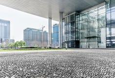 O centro cultural de Jiangyin imagens de stock royalty free