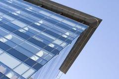 O centro de cidade, Leeds, ocidental - yorkshire Imagem de Stock Royalty Free