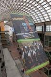 O centro de Denver para artes de palco Imagens de Stock Royalty Free