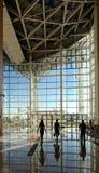 O centro de exposição novo de Kaohsiung Fotografia de Stock Royalty Free