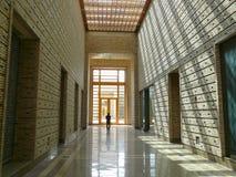 O centro de Ismaili em Dushanbe Foto de Stock