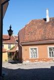 O centro FO Tallin imagens de stock royalty free
