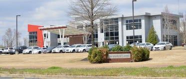 O centro médico, Jackson, Tennessee Imagem de Stock