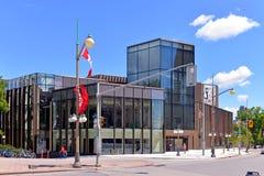 O centro nacional recentemente renovado das artes Fotos de Stock Royalty Free