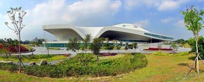 O centro novo para as artes de palco Foto de Stock