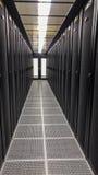 O centro, o Co-lugar e o TI de dados nublam-se o serviço Fotografia de Stock