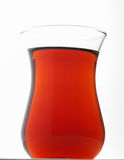 O chá turco abaixa foto de stock