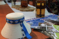 Chapéu de Maramures Fotos de Stock Royalty Free