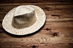 O chapéu do fazendeiro fotos de stock royalty free