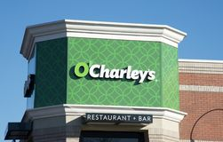 O'Charley's Restaurant, Bartlett Tennessee Royalty Free Stock Image