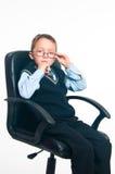 O chefe pequeno Imagens de Stock Royalty Free