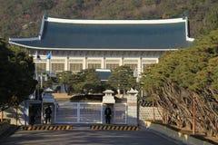 O Cheongwadae Fotos de Stock