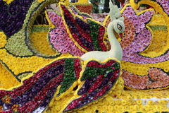 39.o Chiang Mai Flower Festival 2015 Foto de archivo