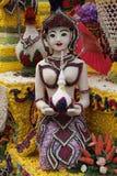 39.o Chiang Mai Flower Festival 2015 Fotografía de archivo libre de regalías
