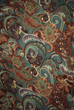 O chintz floresce a textura do papel de parede Foto de Stock Royalty Free