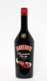 O chocolate Cherry Irish Cream de Bailey imagem de stock royalty free
