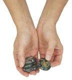 O Choku Rei Reiki Symbol imagens de stock