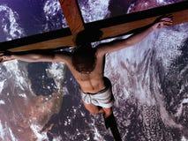 O Christ imagens de stock