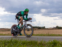 O ciclista francês Rolland Pierre Fotos de Stock Royalty Free