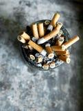 O cigarro Imagem de Stock