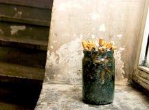 O cigarro Foto de Stock