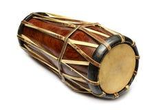O cilindro tailandês, percussão tailandesa velha de Tapon rufa Foto de Stock
