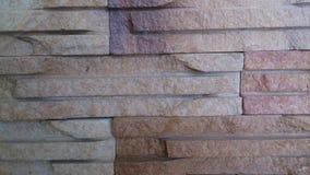 O cimento e a pedra pavimentam papéis de parede e fundos da textura Foto de Stock