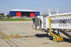 O Cincinnati/aeroporto internacional do norte de Kentucky (CVG) Imagem de Stock
