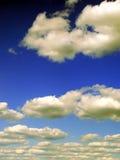 O cinza nubla-se o fundo Foto de Stock