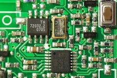 O circuito eletrônico Fotografia de Stock Royalty Free