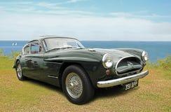 O clássico do vintage jensen o automóvel 541 fotografia de stock