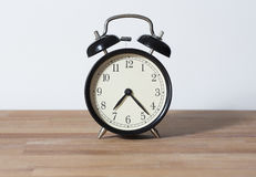It is 7:23 o`clock. Stock Images