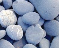 O close up duro dos seixos Foto de Stock