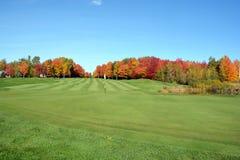 O clube de golfe real de Bromont Fotos de Stock Royalty Free