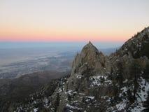 O Coachella Valley Fotos de Stock