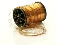O cobre é crítico para a energia Fotografia de Stock