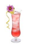 O cocktail Long Beach congelou o chá com vodca Fotografia de Stock Royalty Free