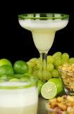 O cocktail peruano, Pisco ácido Fotos de Stock