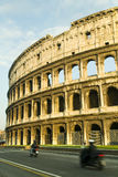 O coliseu de Roma imagens de stock