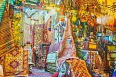 O colorith do bazar de Vakil, Shiraz, Irã Imagem de Stock