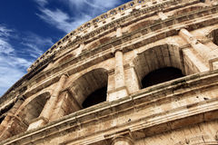 O Colosseum Fotos de Stock Royalty Free