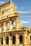 O Colosseum (coliseu) em Roma, Itália Fotografia de Stock Royalty Free