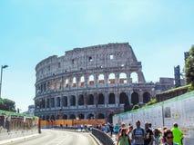 O Colosseum de Roma fotos de stock royalty free