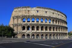 O Colosseum em Roma, Italy fotografia de stock royalty free