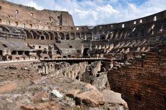 O Colosseum em Roma, Italy Fotos de Stock Royalty Free